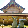 おすすめの人気【女子旅】縁結びの神様の出雲大社に松江の夕日鑑賞