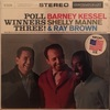POLL WINNERS THREE!/BARNEY KESSEL with SHELLY MANNE and RAY BROWN