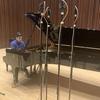 浦安音楽ホールにて2nd CDのレコーディング致しました。