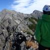 西穂高岳 上高地から日帰り登山