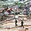 豪雨死者177人、不明109人…スリランカ