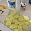 シチューの翌朝10分で夕飯を作る話