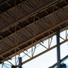 Osaka x Sony A7R3 x SEL135F18GM −元日の大阪駅と夕陽−