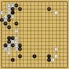 AlphaGo対AlphaZeroの棋譜9