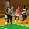 名古屋市体育館バウンドテニス教室 第6回