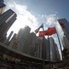 香港島に洒落た壁画があるって知ってた?