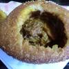 チーズ玉子カレーパン