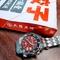 東京の腕時計と大阪の腕時計