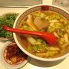 【今週のラーメン1049】 KAMUKURA DiNiNG (東京・恵比寿) ネギキムチラーメン