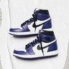 "【4月18日(土)発売】スニーカー抽選情報  ""NIKE AIR JORDAN 1 RETRO HIGH OG COURT PURPLE (555088-500)"""