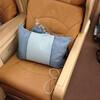 Aug2014 SQ672便 シンガポールー名古屋 ビジネスクラス搭乗記