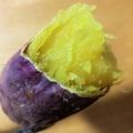 【食費の節約】旬の食材を楽しめると自然と節約に。オーブンレンジで焼き芋を楽しんでいます