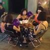 ハノイのクラブやバーで流行中の風船ラフィングガス