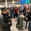 12年生ヨーロッパ美術旅行 ベルリン到着 Angekommen in Berlin