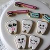 プライベートレッスンレポ。歯科業界で流行る!?ToothクッキーGift♫