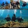 沖縄家族旅行でダイビング!