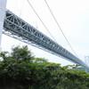 しまなみ海道レンタサイクル縦断の旅(4) 因島大橋と水軍城
