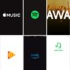 Apple/Spotify/AWA等、音楽ストリーミング主要6サービスを徹底比較