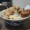【ニンニクヤサイアブラ】豚骨を使用した本格家二郎!もちろんワシワシ麺製麺から!