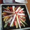 【パーティメニュー】焼き野菜とトルティージャ