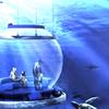 『バルーンの中に入って海中観光できるなんてすごい!!!』。。。