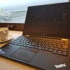 ThinkPad X1 Yoga、日本の最西端と最南端へ行く(1)那覇のANAラウンジから石垣島へ