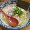麺屋翔@新宿 姫っこ地鶏ラーメン(塩)