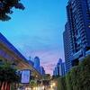 気がつくともう9月。バンコクの日の出も遅くなってきた。