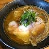 497. 味噌ラーメン@トイボックス(三ノ輪):鶏清湯系の名店による、しっかり鶏の旨味を感じられる極上のサラサラ系味噌ラーメン!