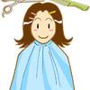 前髪の切り方~セルフ~