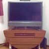 半円形のTV台