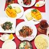 おうち中華~唐辛子で作るお花を添えて/My Homemade Dinner/อาหารมื้อดึกที่ทำเอง