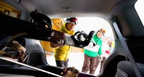 スキーやスノーボードで使える雪山に強いクルマ5選