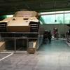 シンスハイム自動車技術博物館に展示されている第二次大戦の兵器
