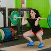 発揮パワーを高めるトレーニング(ウェイトリフティングの成功は速度に依存しており、大きなパワー発揮でのトレーニングが最大パワーの向上を促す)