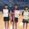 【 試合結果 】平成29年度第66回宮城県中学校総合体育大会卓球競技
