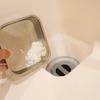 キッチンの排水口に生ゴミは捨てたらダメなの?ゴミ受けを毎回キレイにしたい。