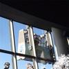 スカイツリーに登る⑤ スカイツリーの窓掃除