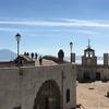 イタリアひとり旅⑬【前半:南イタリア編】ナポリの街を高台から見下ろす
