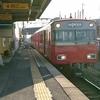 矢作橋まで電車さんぽ - 2016.12.18