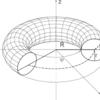 【高校数学】「トーラス(torus, 複数形: tori)」とは何か?