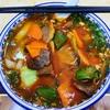 紅焼牛肉刀削麺