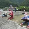 IT先進地にある道の駅「温泉の里神山」