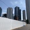 西新宿五丁目北地区再開発、3月末から建物の解体工事が始まる