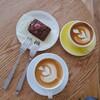 【釜山_西面】フラットホワイトが美味しいカフェ