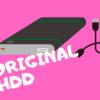 内蔵HDD(SSD)を外付けHDD(SSD)として使用する方法