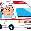 バイト中に救急車に運ばれました...