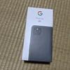 Google Pixel5aが届いたゾ