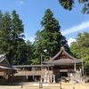 滋賀県甲賀市 田村神社参拝