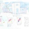 #002 敷地と方位のズレを直す家